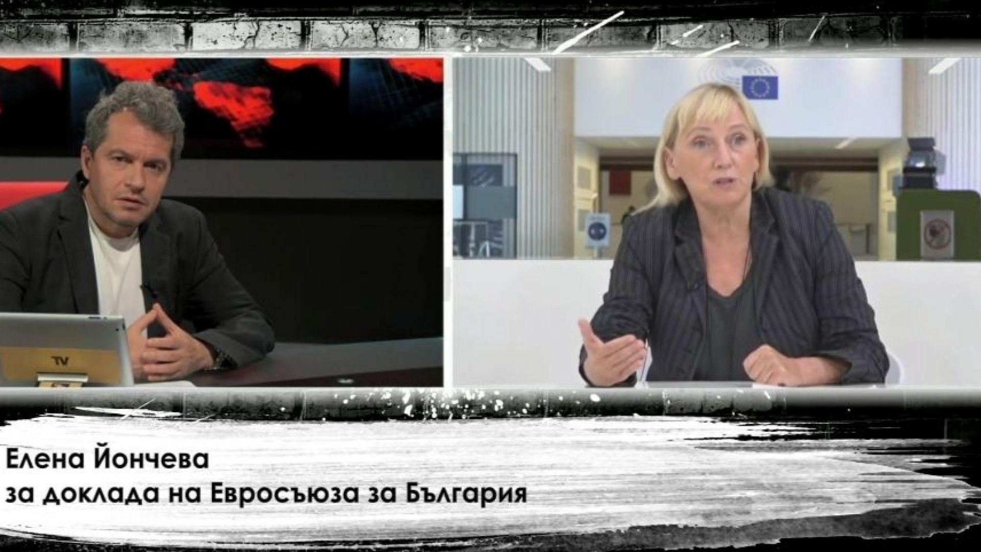 Елена Йончева: Има договорка между Корнелия Нинова и Бойко Борисов