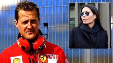 Модел с изненадващи разкрития за Шумахер в италианско риалити шоу