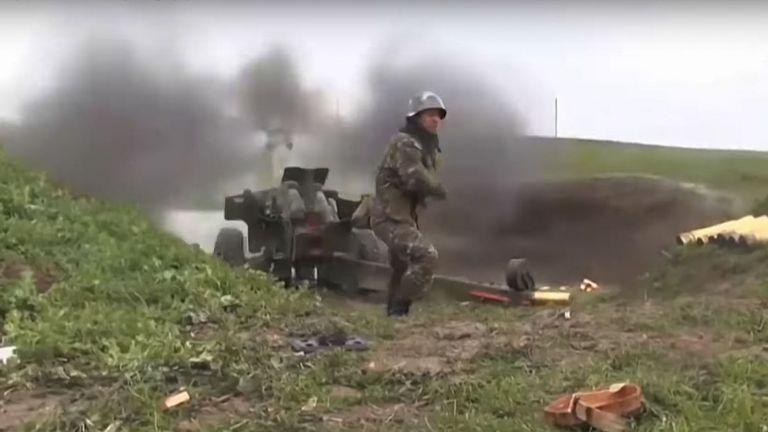 САЩ, Франция и Русия с обща позиция срещу войната за Нагорни Карабах