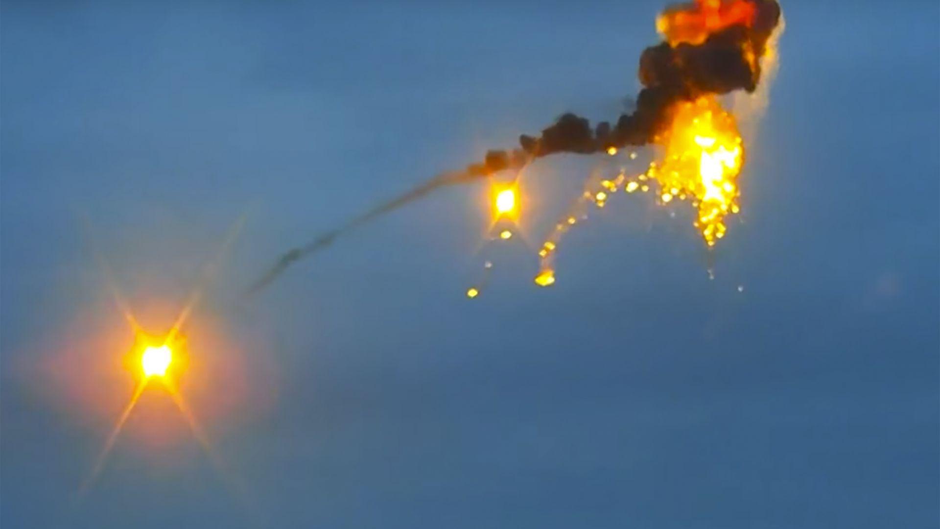 Азербайджан се извини на Русия за свален хеликоптер над Армения