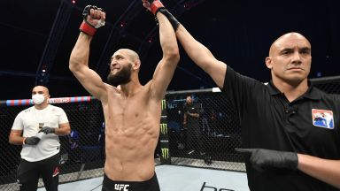 Хабиб засипа с похвали новата звезда в UFC, сочена за негов наследник