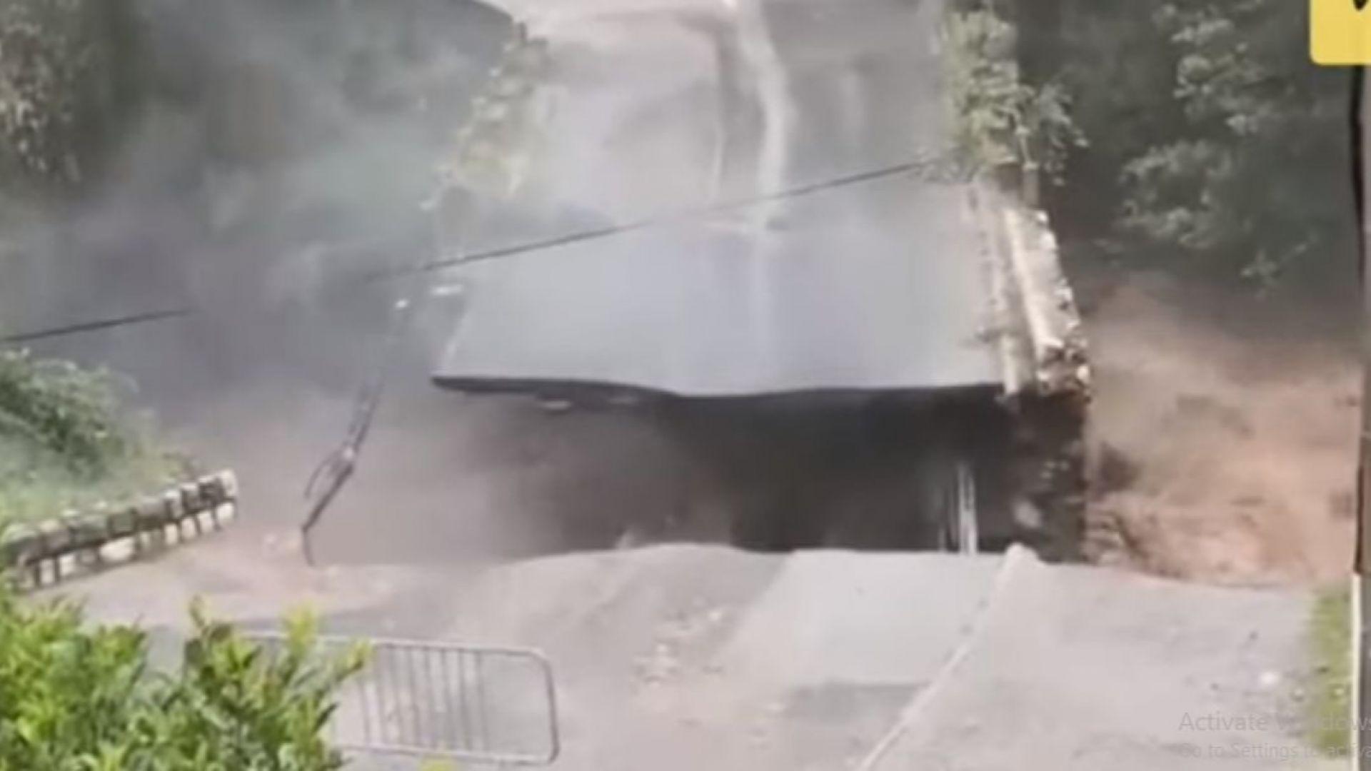 Във Франция издирват най-малко 9 изчезнали при наводнения (видео)