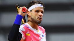 Григор Димитров се отказа от участие в Париж