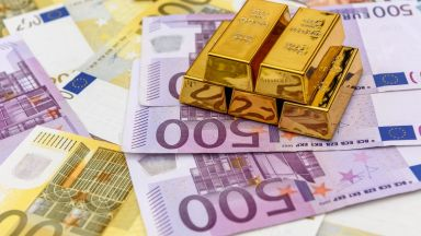 Нидерландската централна банка превози от Амстердам до Харлем злато и банкноти за милиарди