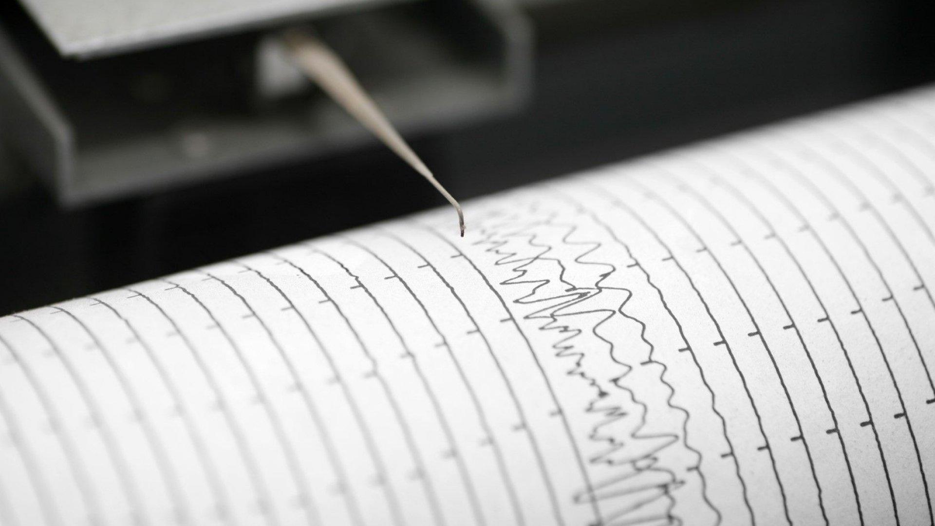 Силно земетресение разлюля Източна Турция