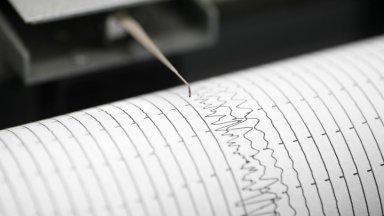Земетресение край Сандански, няма щети