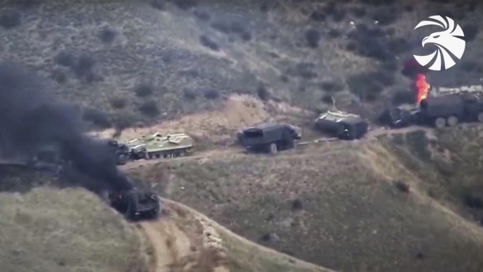 Ново изостряне на напрежението в Нагорни Карабах
