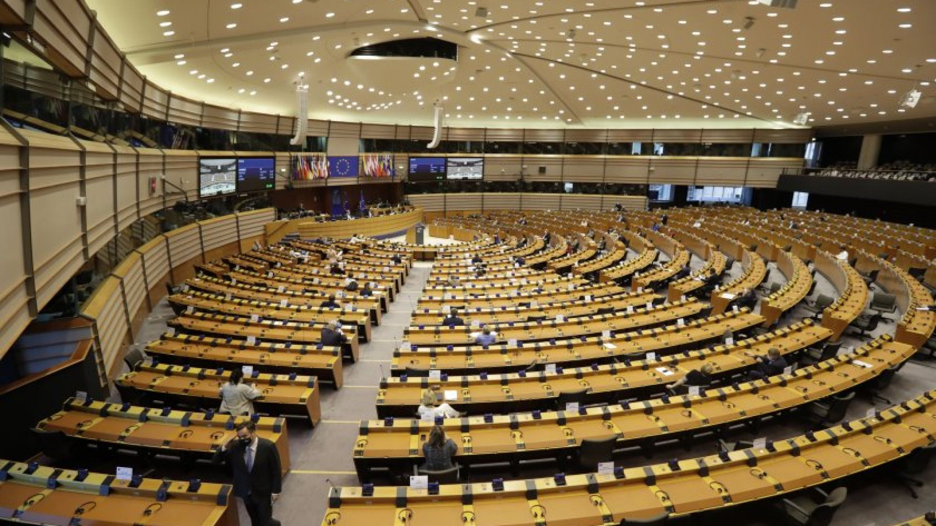 Започват дебатите в ЕП за състоянието на правовата държава в България