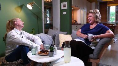 Разговори с Марта:  Ваня Щерева за писането в полусън и новата любов