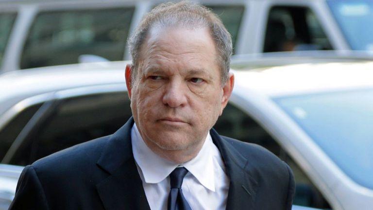 Харви Уайнстийн отново пледира невинен в съд в Лос Анджелис