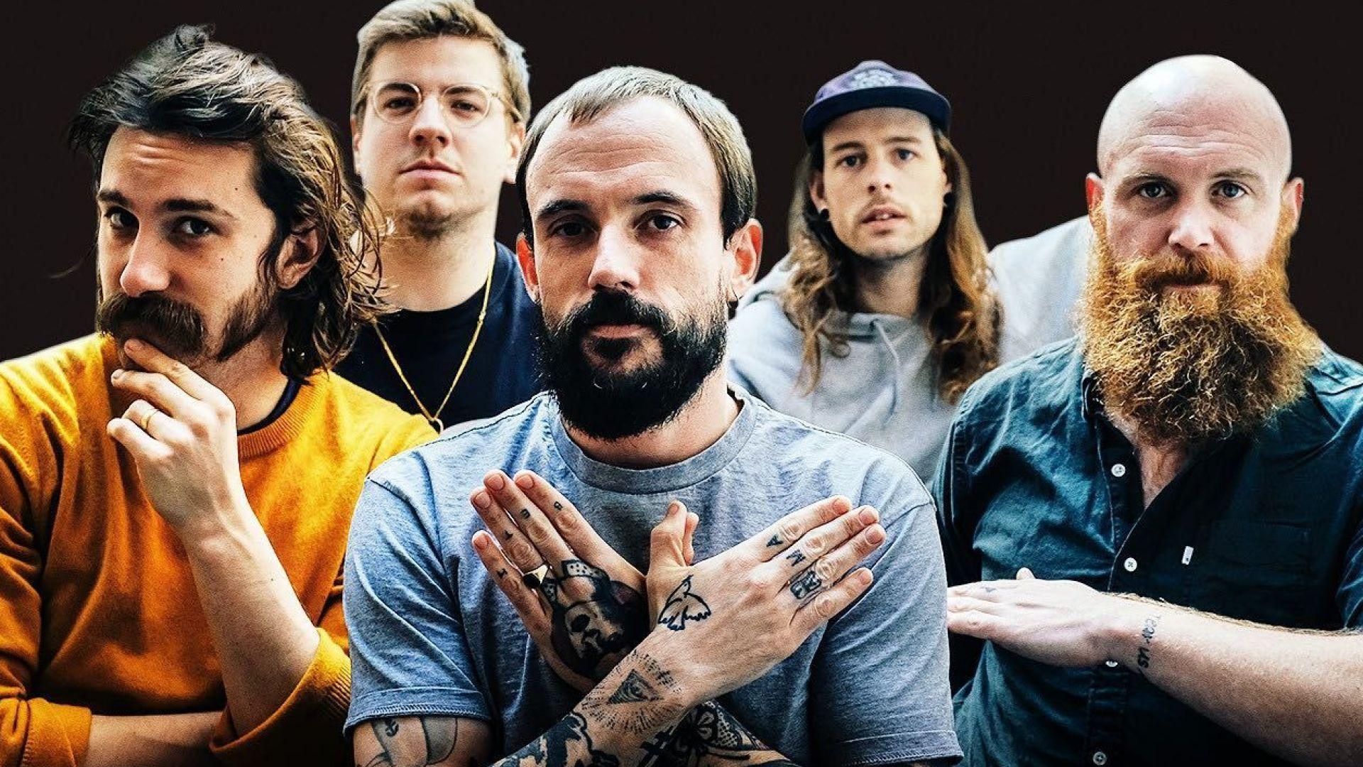 Група Idles оглави британската класация за албуми