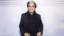 Кензо Такада - първият японски моден дизайнер, утвърдил се в Париж