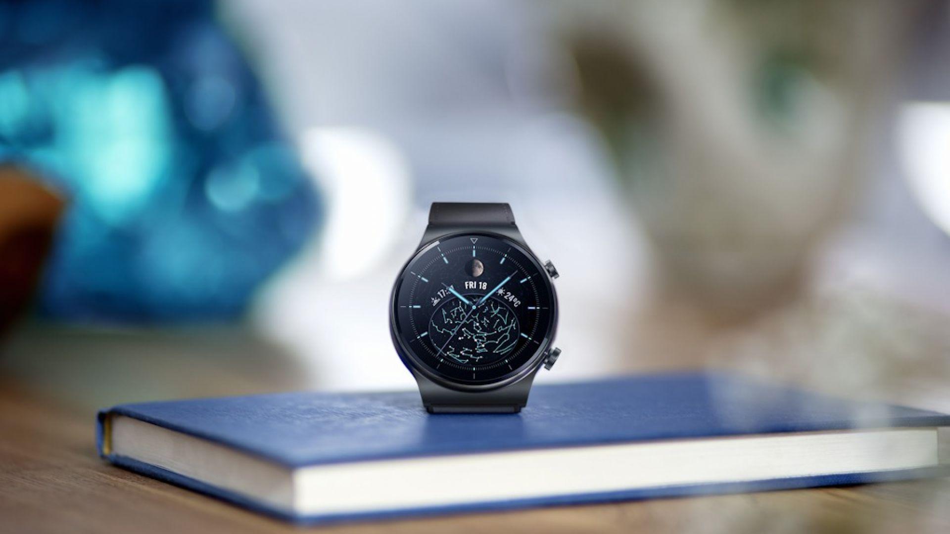 Huawei Watch GT 2 Pro стартира продажби в България на цена от 579 лева