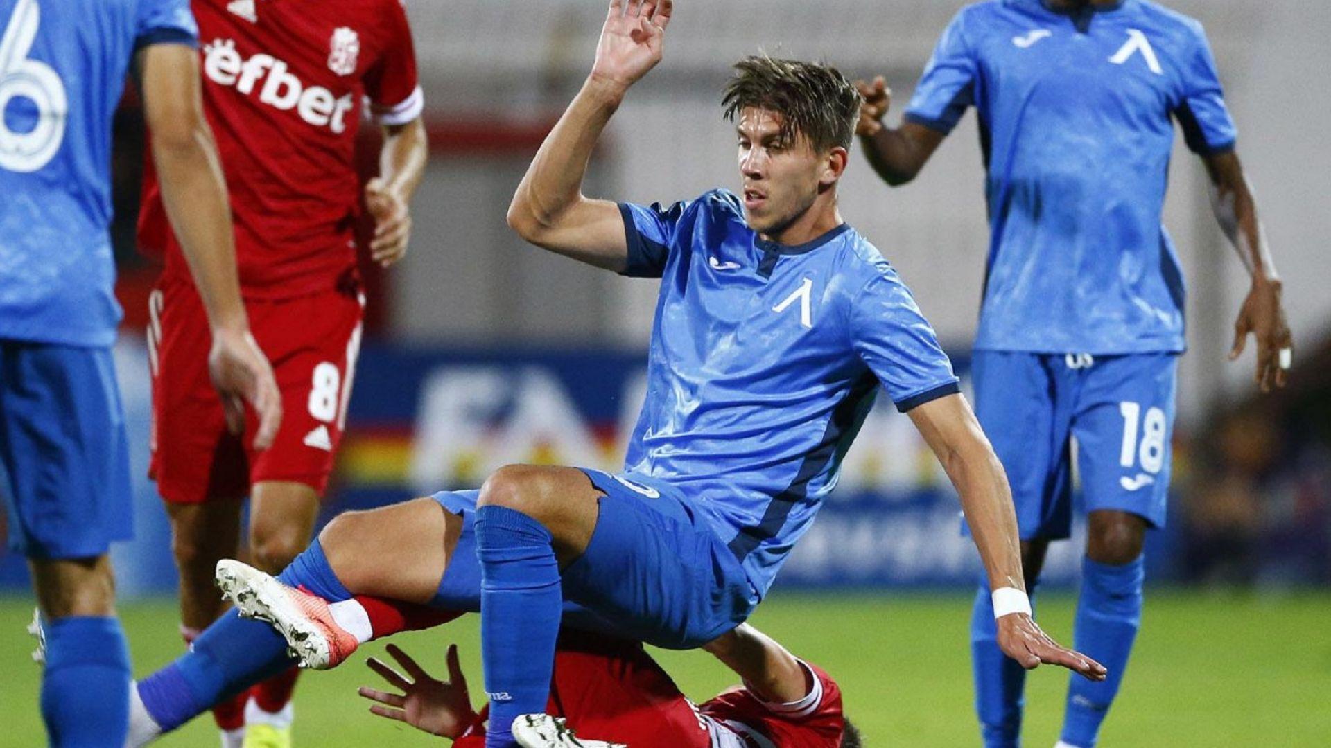 """""""Левски"""" официално продаде един от последните останали чужденци в тима"""