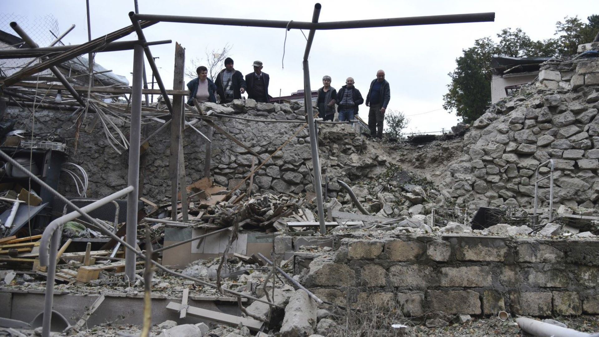 Франция, Русия и САЩ договориха преговори за Нагорни Карабах