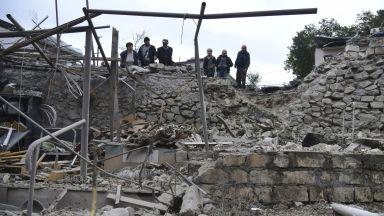 Азербайджан отново подложи на обстрел Нагорни Карабах: жертвите вече са стотици