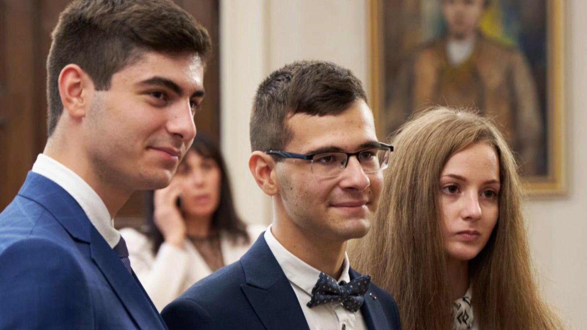 """Златко Минев от университета Йейл е носител на наградата """"Джон Атанасов"""" за 2020 г."""