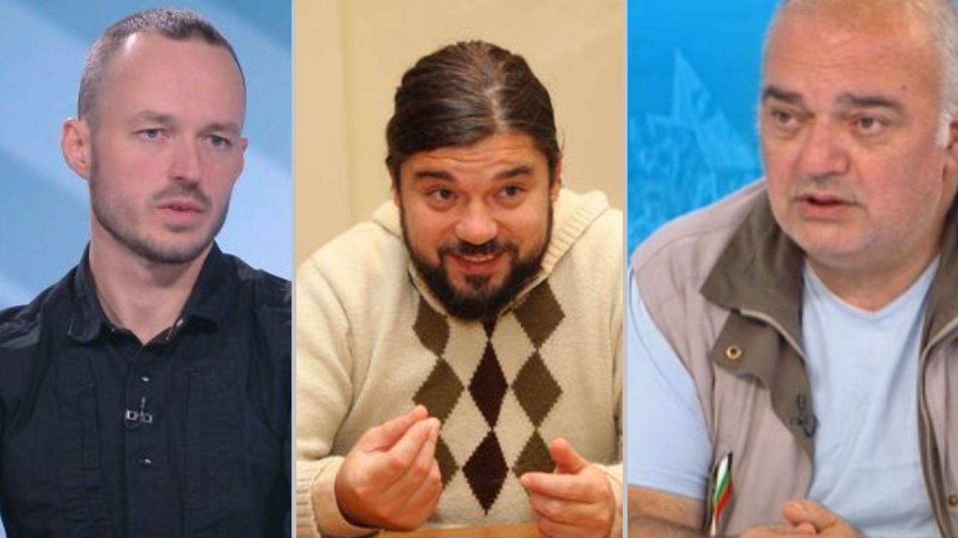 """Дебатът за България: От """"червен картон"""" за ЕК до шамар за Борисов"""