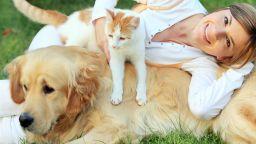 Собствениците на кучета и котки биха разменили живота си с този на своите питомци