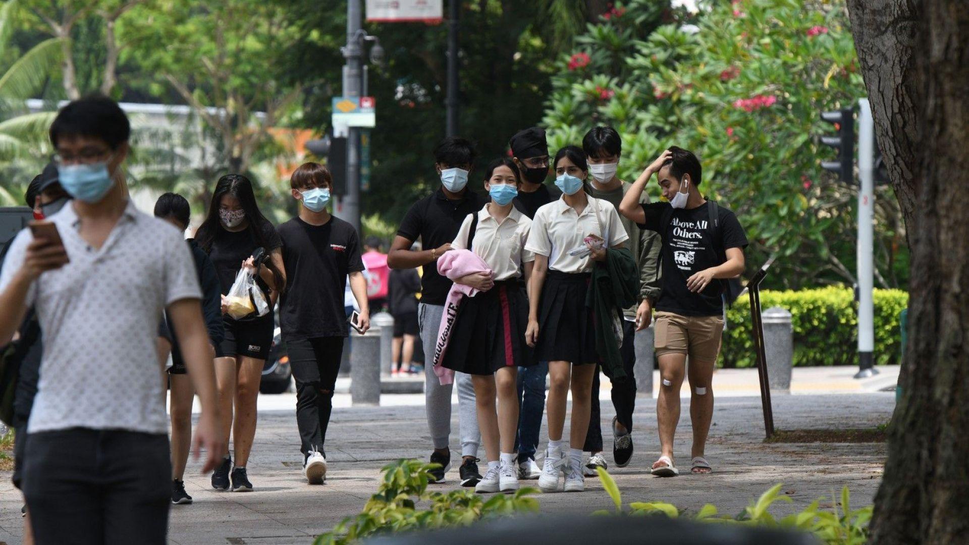 """Сингапур предлага """"пандемични бебешки бонуси"""", за да вдигне раждаемостта"""