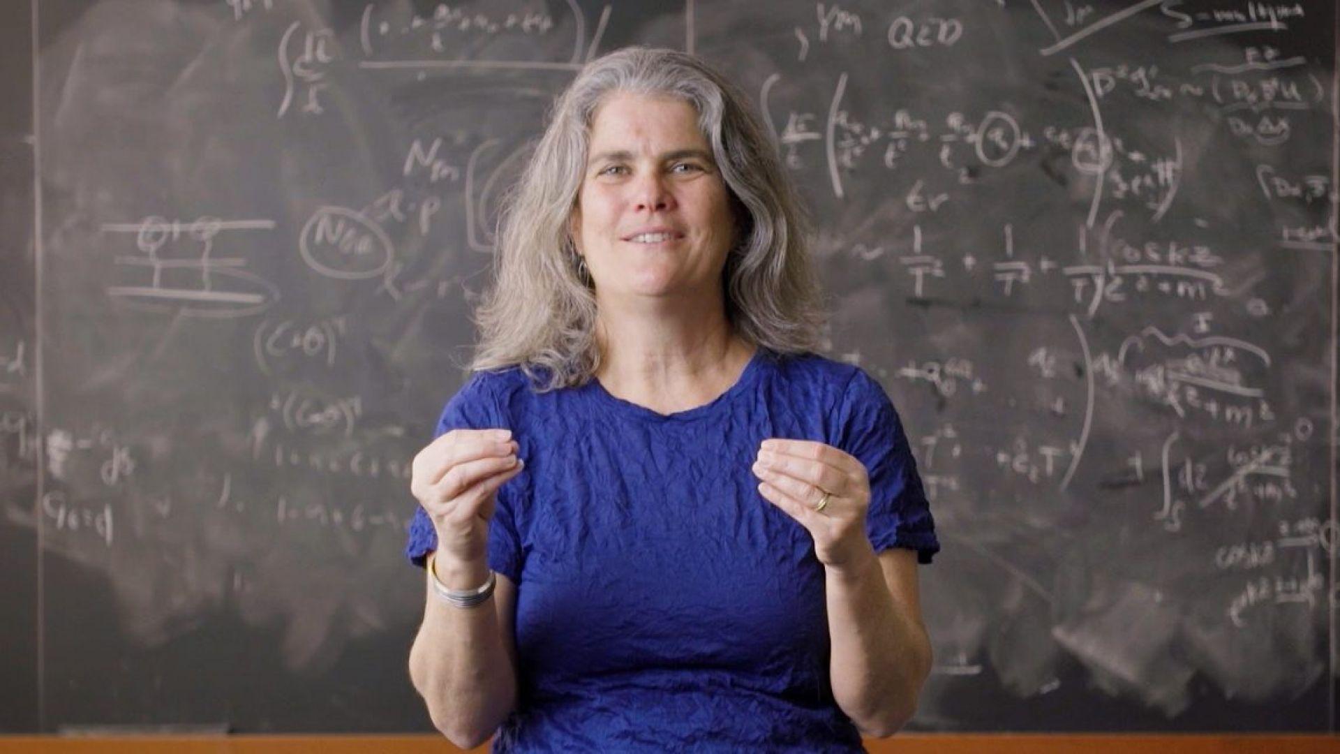 Четвърта жена в историята взе Нобелова награда за физика