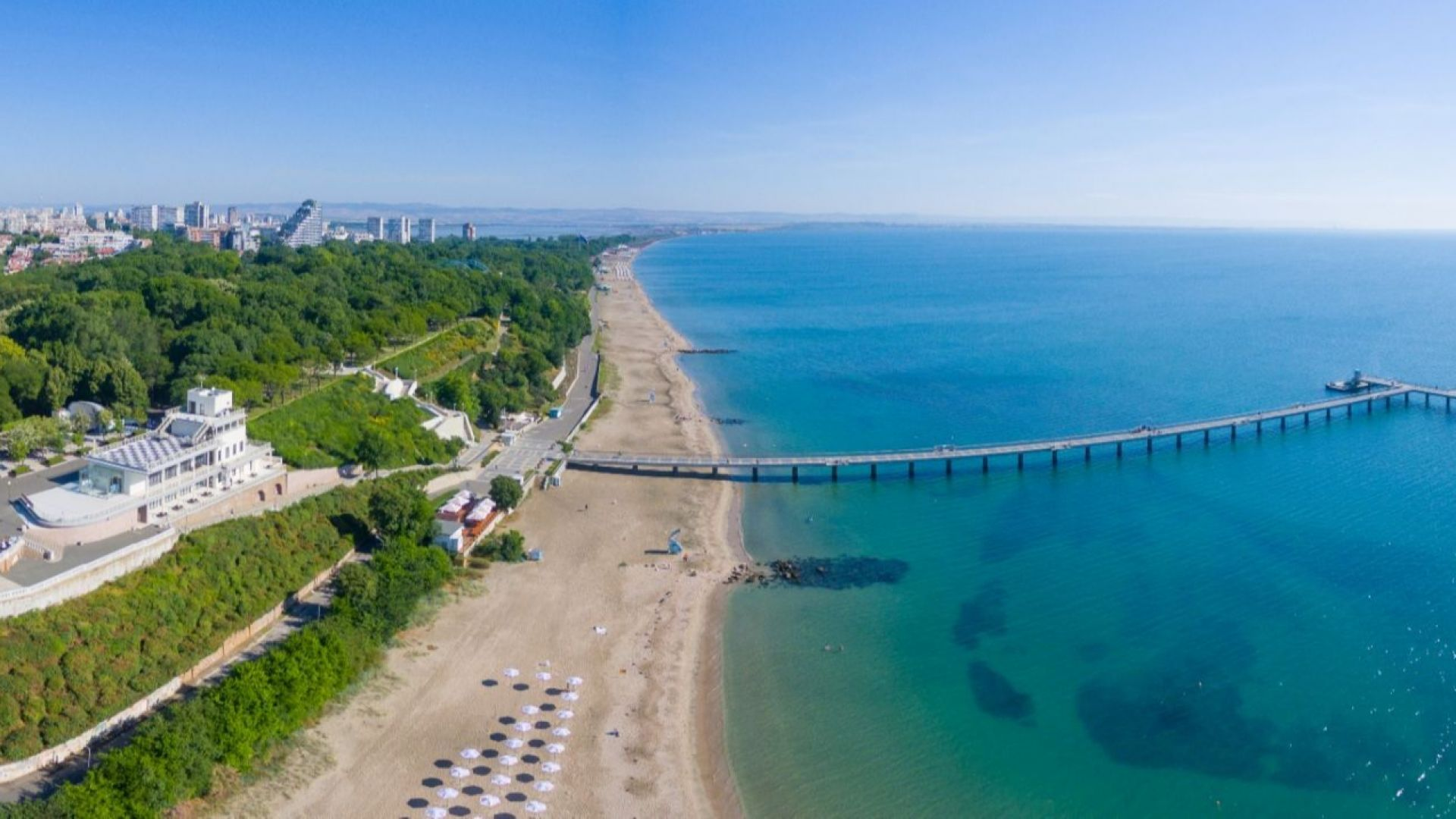 В Бургас планират разширяване на плажните ивици