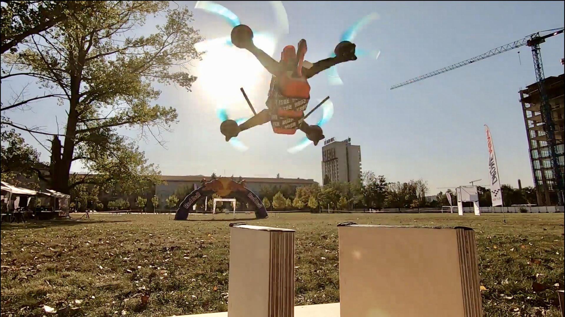 Как премина най-голямото до сега в България състезание с дронове