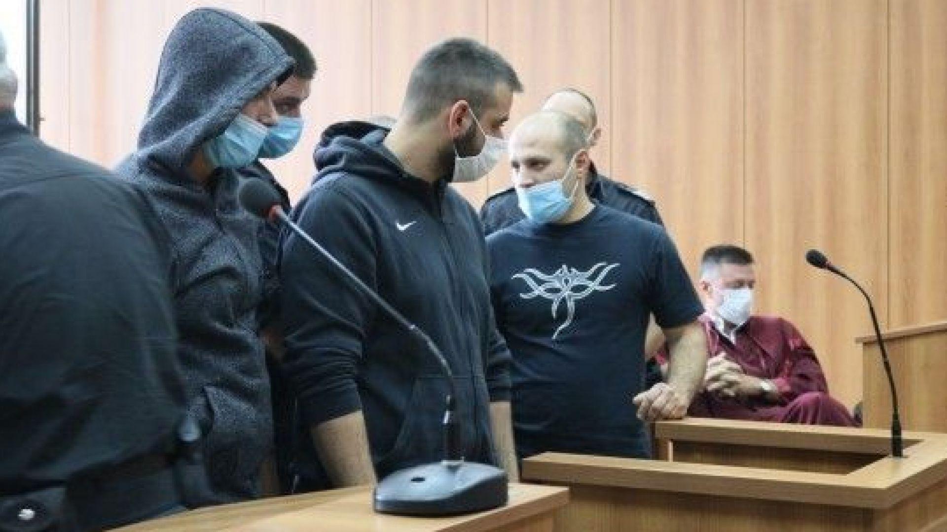Синът на Катя Лерца в ареста за отвличане, побой и грабеж