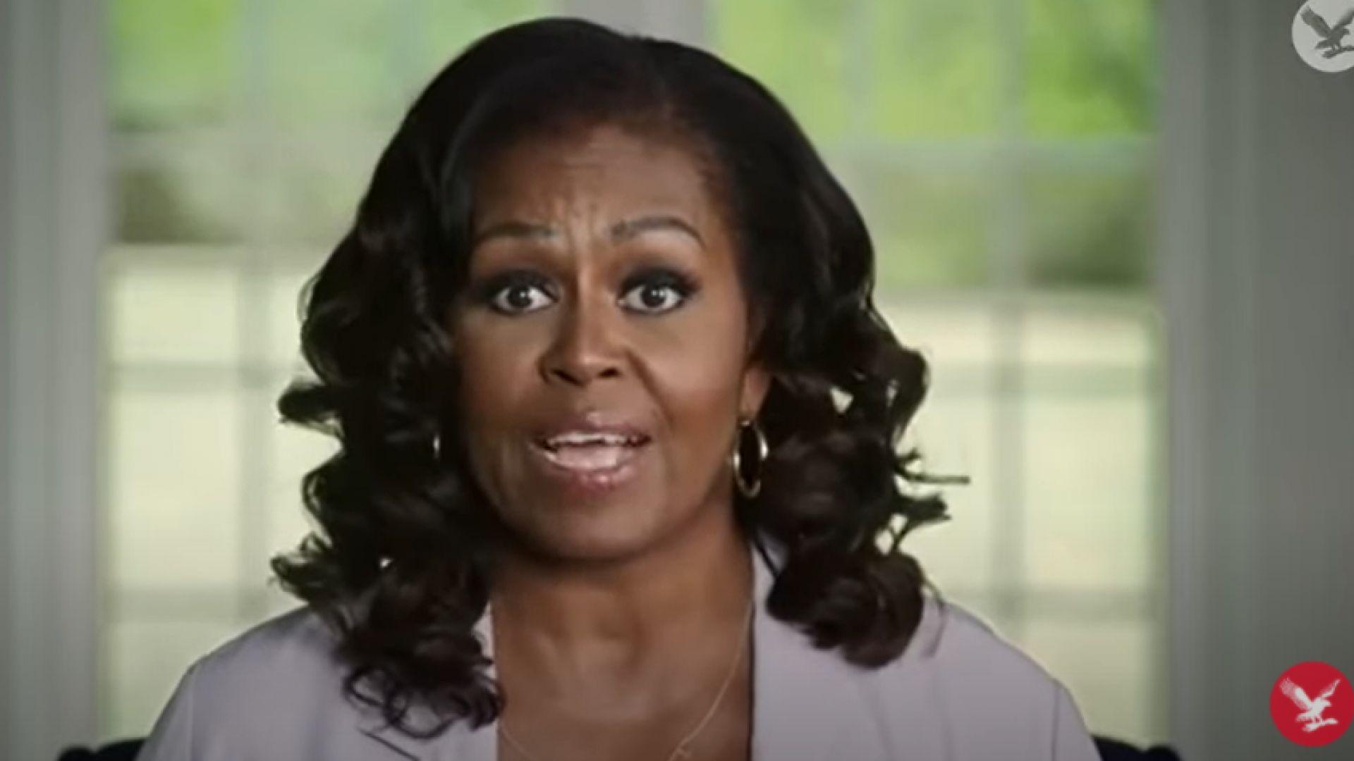 Мишел Обама атакува остро президента Тръмп в нов видеоклип