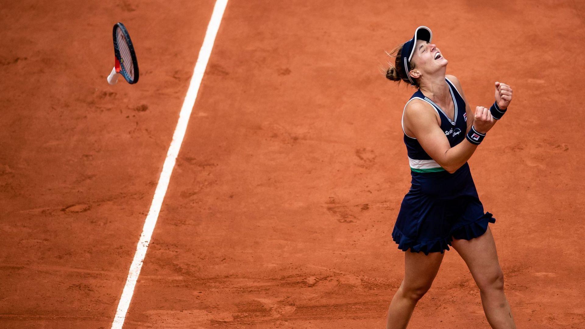Квалификантка стигна полуфинал в Париж и помоли: Не ме събуждайте!