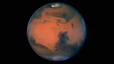 Нова технология отделя кислорода от солената вода на Марс