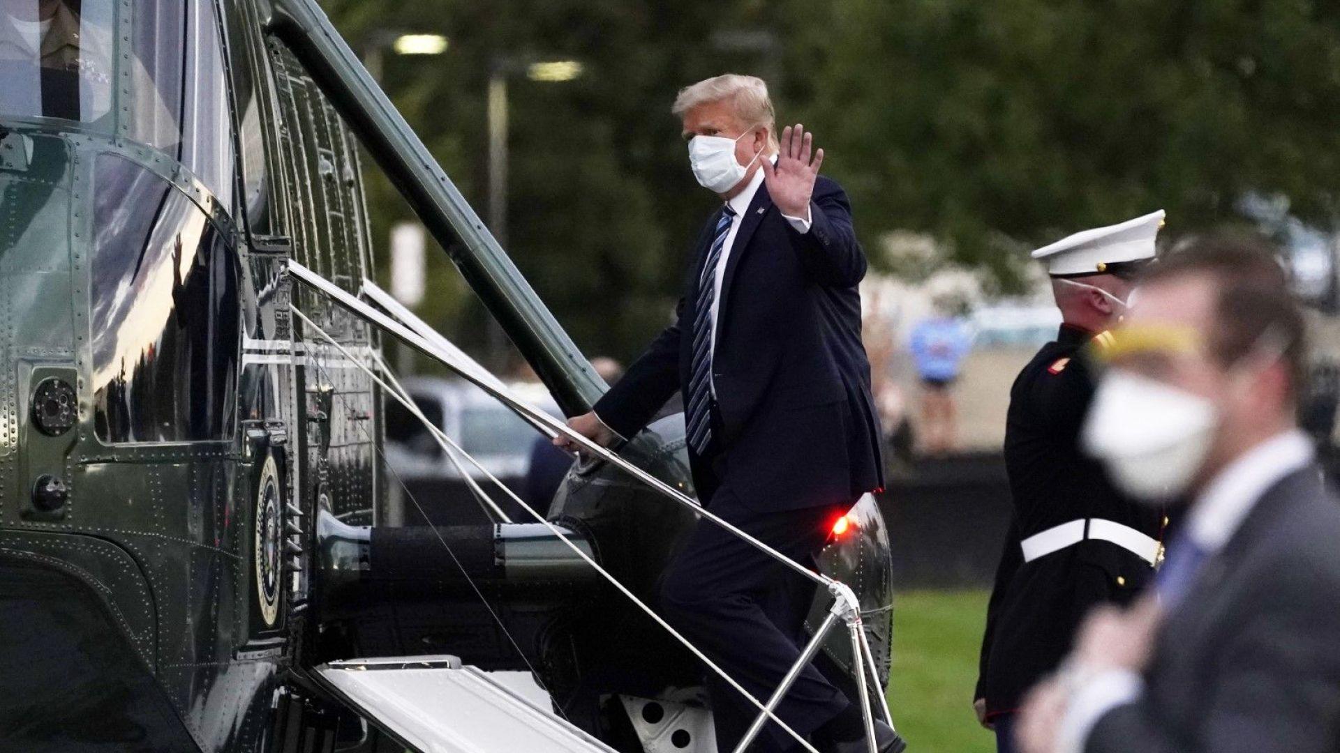 Тръмп внезапно прекрати преговорите за новия икономически план