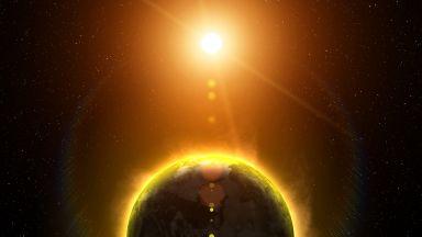 Озоновата дупка е с рекордни  размери за последните години