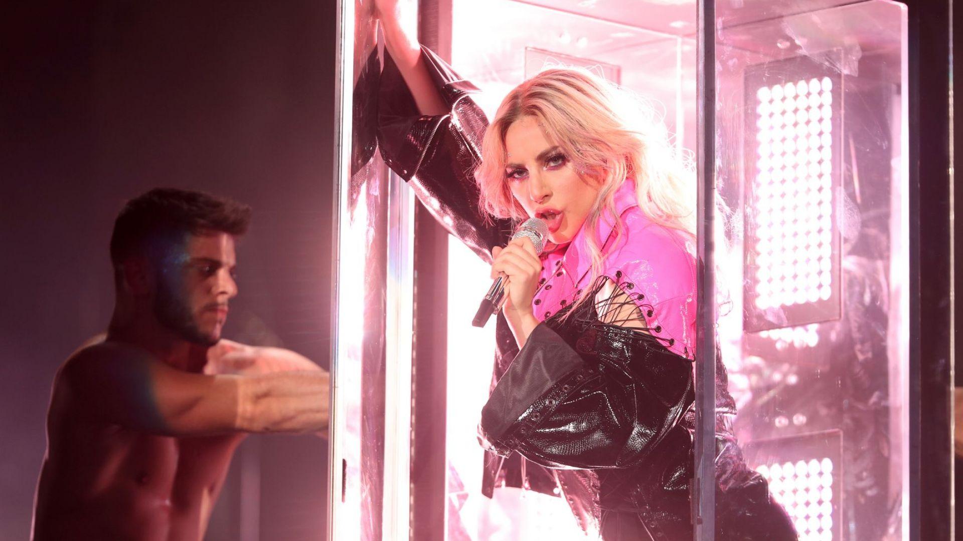 Лейди Гага води по номинации за Европейските музикални награди на MTV