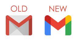 Gmail има ново лого