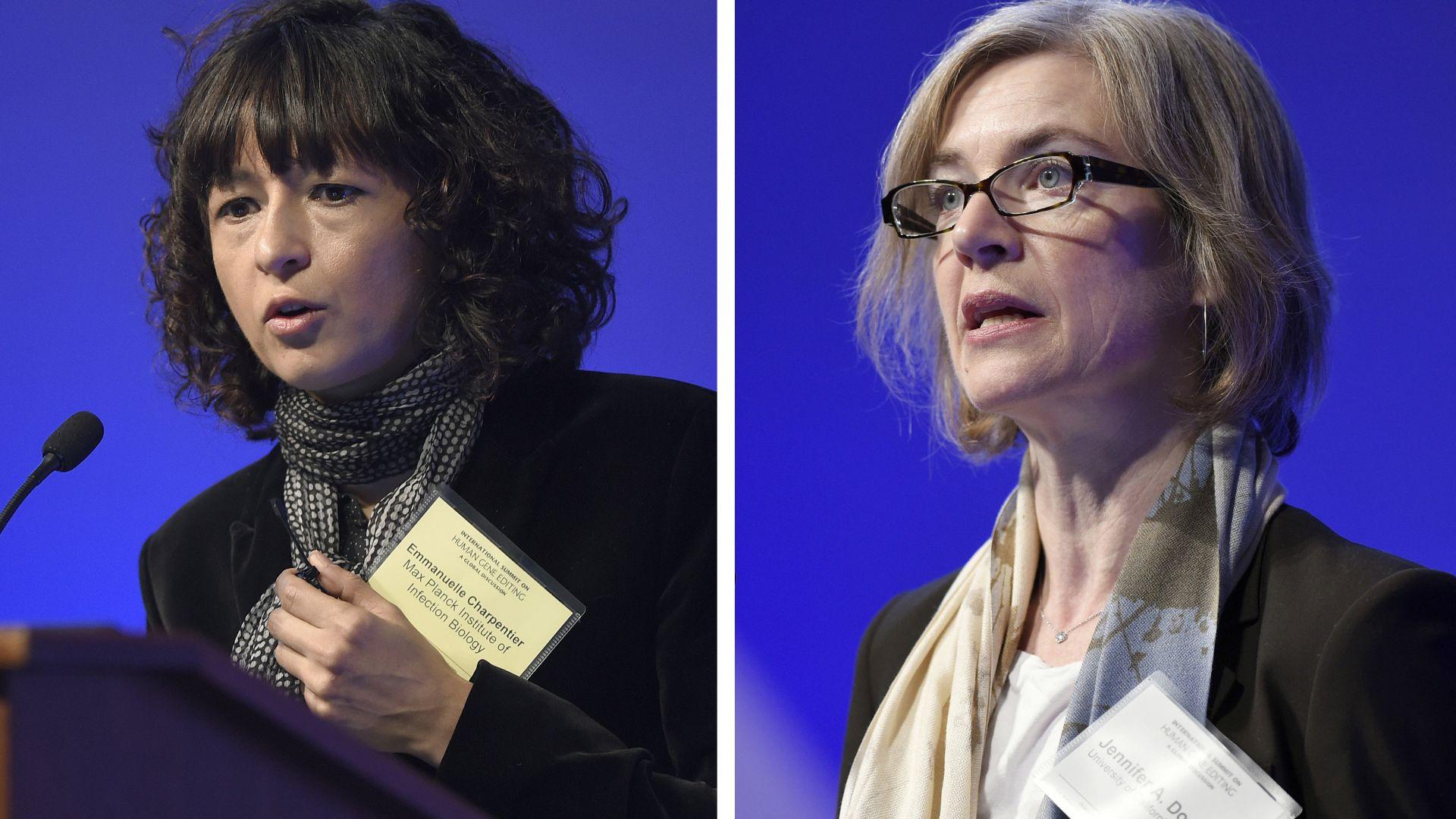 Две жени получиха Нобеловата награда за химия за революционно откритие