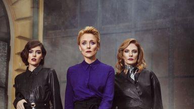 Койна Русева, Теодора Духовникова и Радина Боршош - заедно  в кампания на световен моден бранд