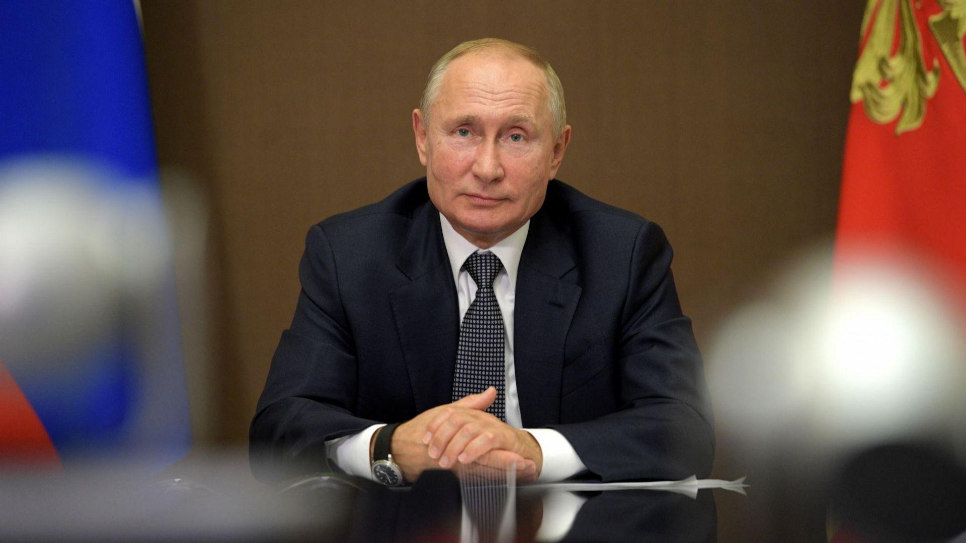 Путин на 68 години: Смятам, че съм запазил човешките черти на характера си (видео)