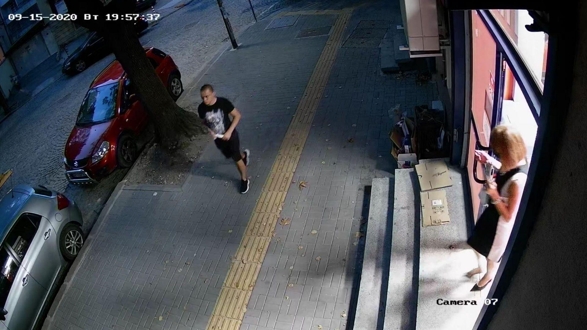 СДВР издирва мъж, извършил тежко престъпление (видео)