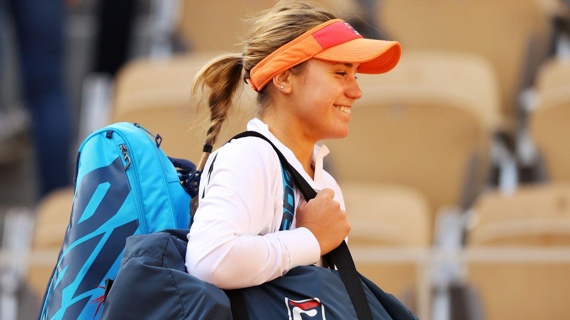 Шампионката от Австралия пак игра три сета, но е сред най-добрите 4