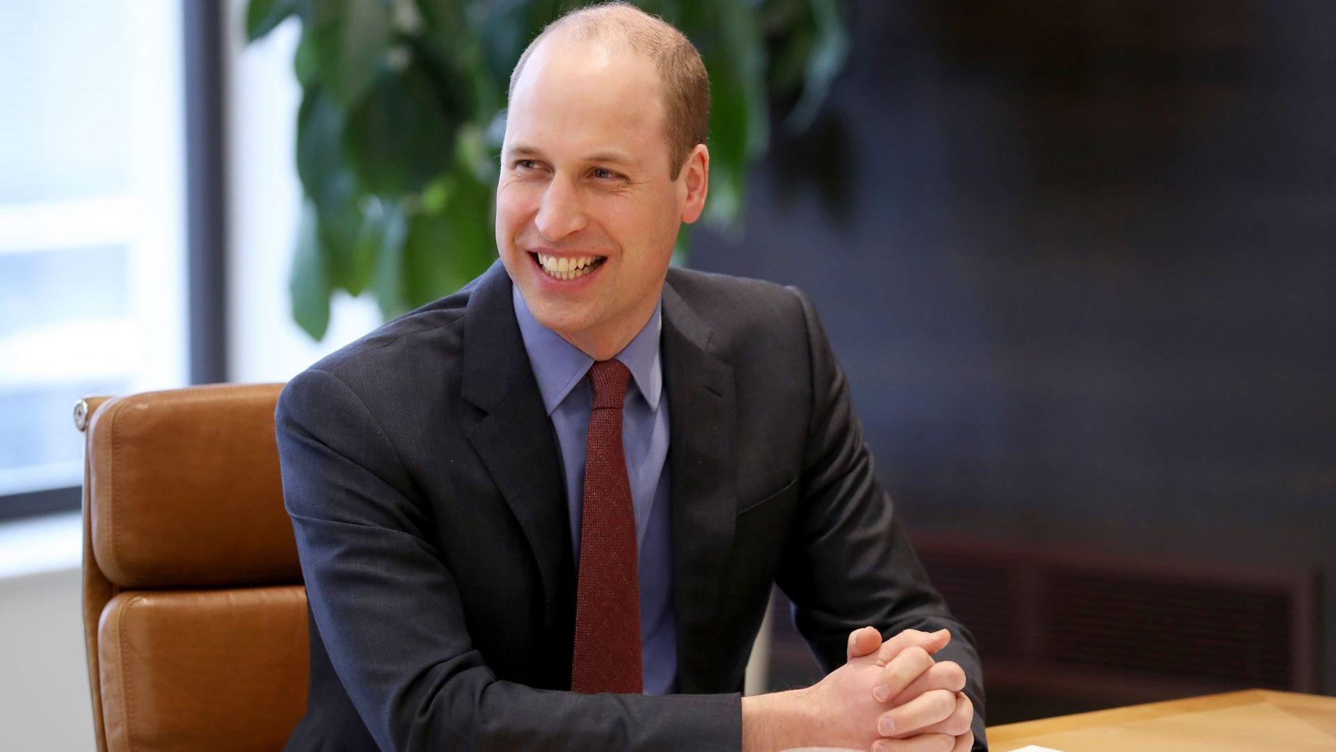 Принц Уилям учредява глобална награда за опазване на околната среда