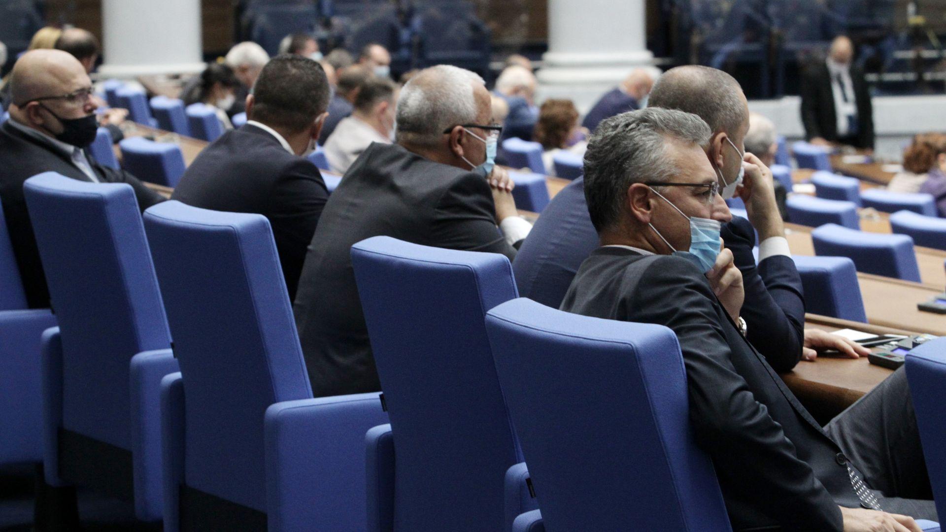 Депутатите приеха правила за избор на членове на ЦИК