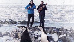 Танцът на пингвините – пътуване към себе си