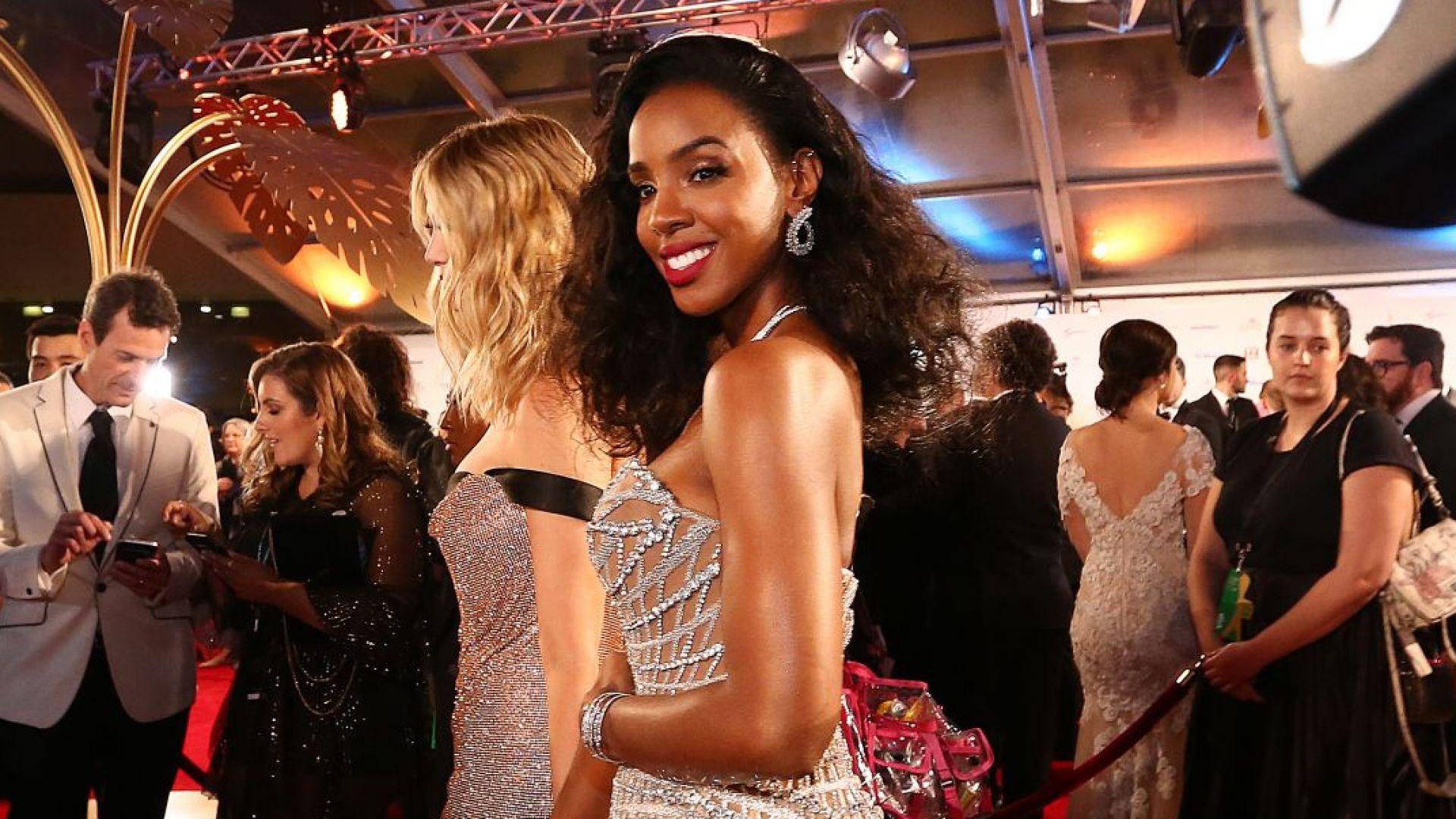 Певицата от Destiny's Child Кели Роуланд очаква второ дете