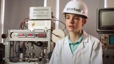 12-годишно американче си сглоби у дома действащ ядрен реактор (видео)