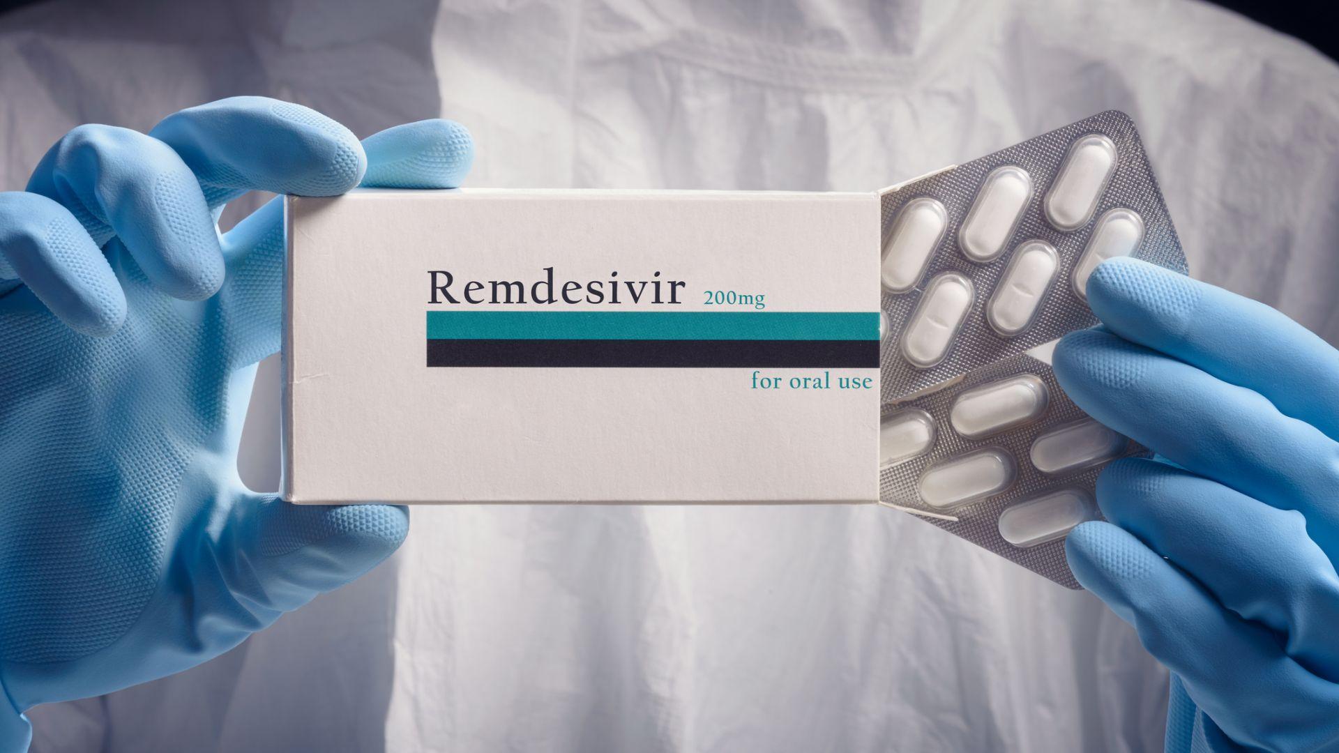 САЩ одобриха ремдесивир за болнично лечение