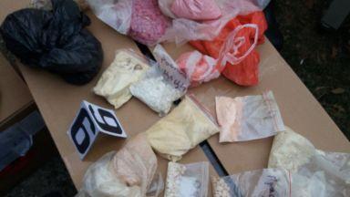 4-ма задържани от бандата на Виктор Русия за заловените 200 кг амфетамини