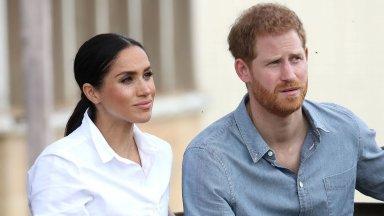 Принц Хари и Меган постигнаха споразумение с фотографска агенция за снимки на сина им Арчи