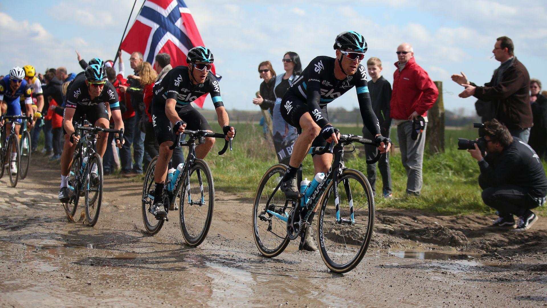 Отмениха колоездачната класика Париж - Рубе