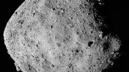 НАСА ще се опита да вземе проба от астероида Бену